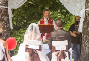 Freie Trauung, alternative Hochzeitszeremonie